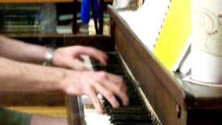 "Incredible piano sight-reading - Tom Brier plays ""Tuxedo Vegas"" by Rudolf B. Radna"