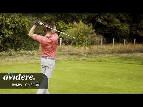 Eventfilm für das BVMW Golfturnier – Teilnehmerstimmen und sportliche Szenen eingefangen