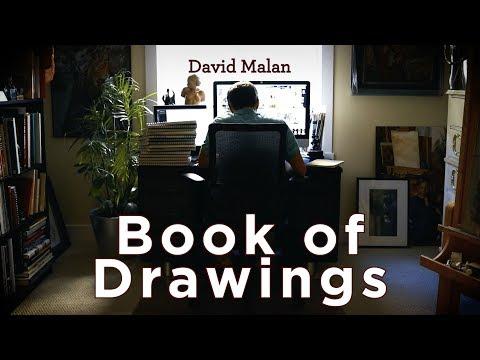 Book of Drawings David Malan