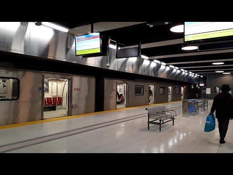 TTC Subway 96