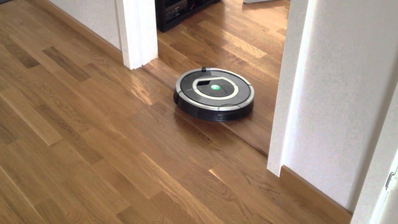 Roomba 780 vs. doorstep & Roomba 780 vs. doorstep - YouTube pezcame.com