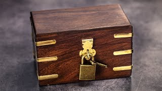 коробка с секретом - Pick lock box