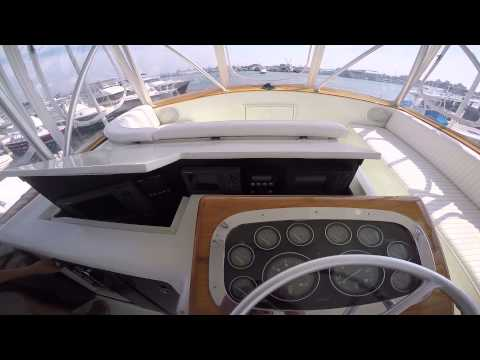 47' 1991 Buddy Davis Offsshore Yacht Sales