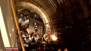 Итоги недели: трагедия в московском метро