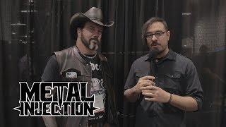 David Vincent Talks VLTIMAS (Morbid Angel / Mayhem / Cryptopsy) and More | Metal Injection