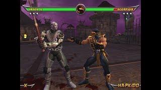 Mortal Kombat Armageddon JASON X - (VERY HARD) - (PS2)【TAS】