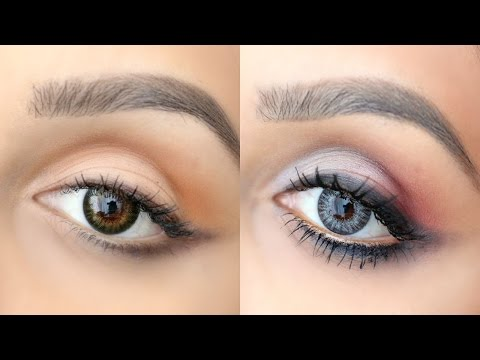 Air Optix Colored Contacts Review Sterling Gray Doovi