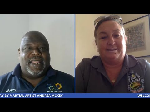 BNV Sports with martial artist Andrea McKey, Aug 19 2020