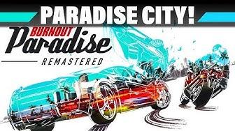 BURNOUT PARADISE Remastered Let's Play Deutsch #1 – Willkommen, Paradise City! | 4K Gameplay German