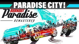 BURNOUT PARADISE Remastered Let