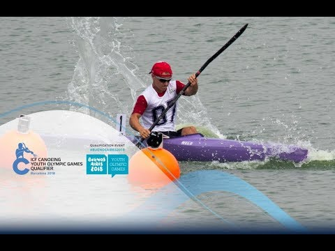 2018 Youth Olympic Games Qualification Barcelona / Sprint – C1w, K1m