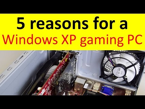 5 Reasons For A Windows XP Retro Gaming PC