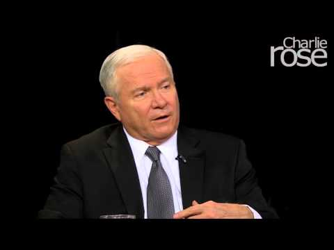 Robert Gates on the innate traits of good leaders (Jan. 21, 2016) | Charlie Rose