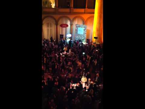 Washington Business Journal's Book of Lists 2012 Flash Mob