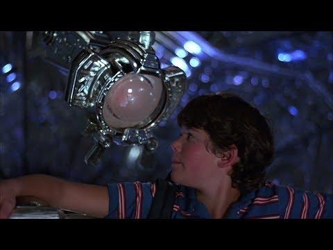 Flight of the Navigator 1986 Movie  Joey Cramer & Paul Reubens