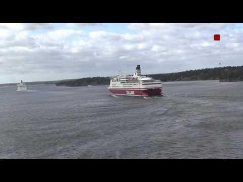 On board on m/s Viking Grace