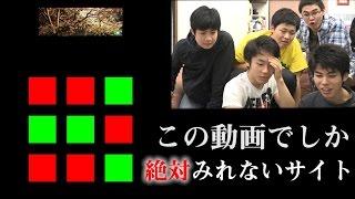 絶対にこの動画でしか見れないサイト ~ヘイ、らっしゃい(仮)~ thumbnail