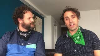 The Climb I Die Hauptdarsteller Michael Angelo Covino und Kyle Marvin I Ab 20.08.2020 im Kino