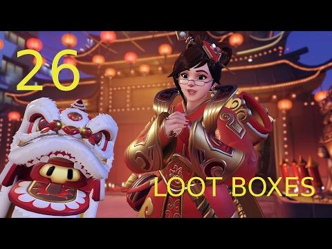 Opening 26 Loot Boxes (LEGENDARIES) Stream Broadcast