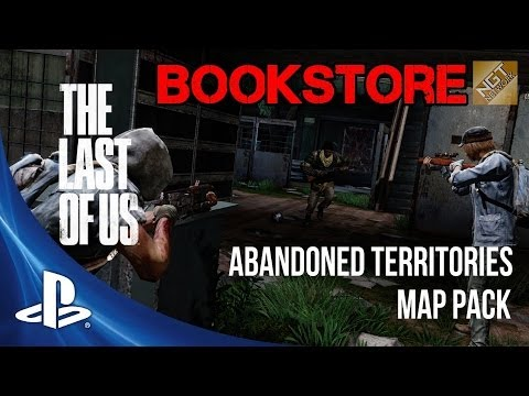 The Last of Us: Abandoned Territories DLC - Survival on Bookstore