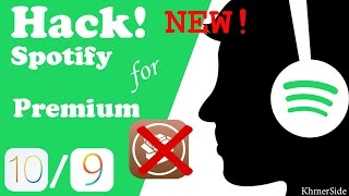 ​ NEW! Get Spotify Premium FREE (NO JAILBREAK!!!) on iDevices iOS 10 GM - 9 / 9.3.5 (Spotify Hack)
