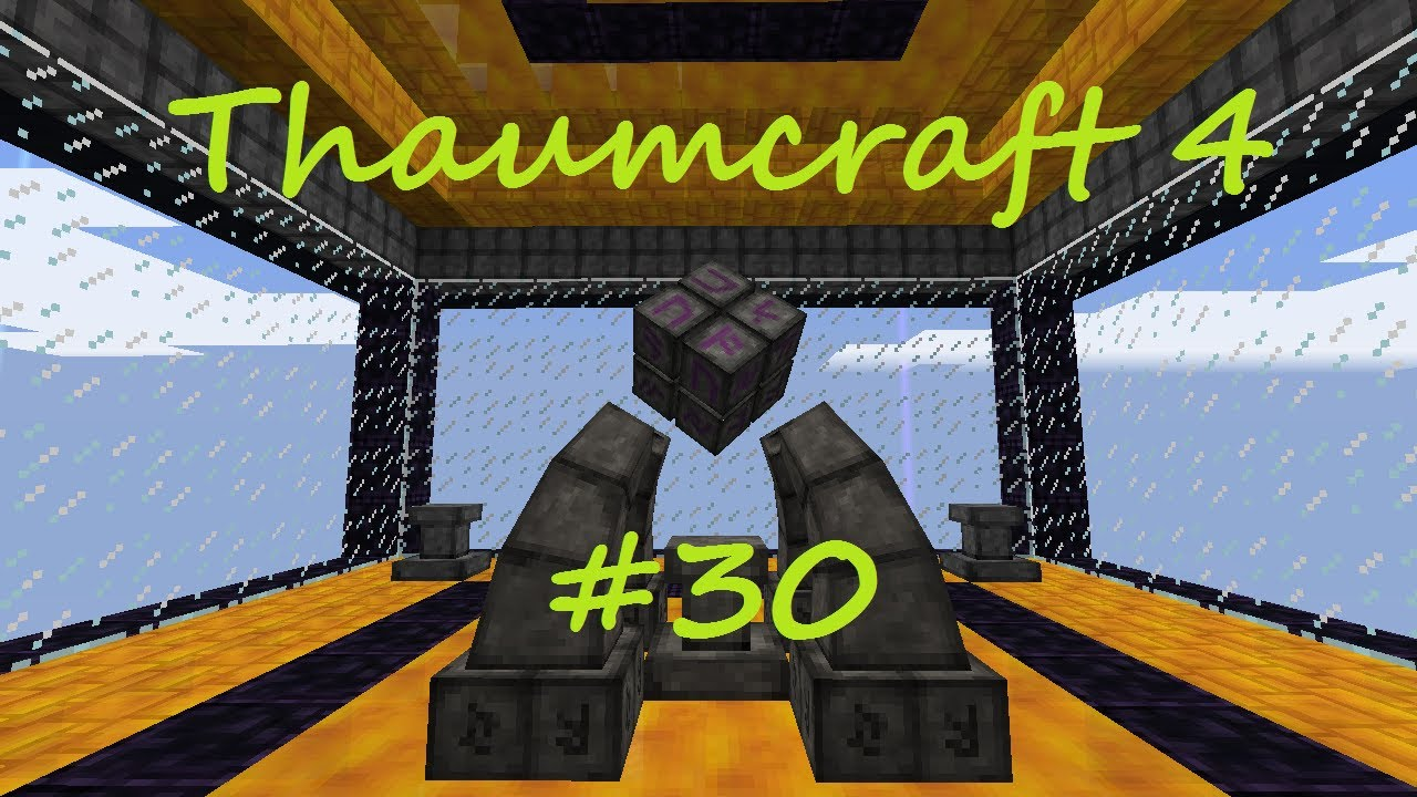 A Complete Guide To Thaumcraft 4 Part 30 Golems Straw Golem And