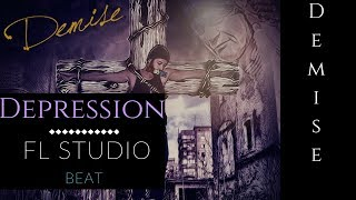 Depression Hip-Hop Rap Beat (FL Studio) Music for Movies/Film