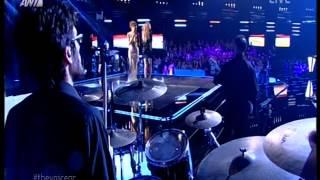 Gossip-tv.gr Μαρία Έλενα ντουέτο με Βανδή τελικός Voice
