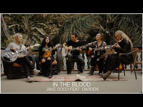 In the Blood  John Mayer Acoustic   Jake Coco feat Darden