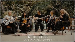 In the Blood - John Mayer (Acoustic cover by Jake Coco feat. Darden )