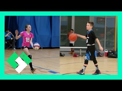 WINS AND LOSSES \\ VOLLEYBALL BASKETBALL DOUBLE HEADER (Day 1771)