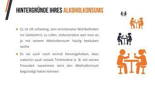 Hintergründe Alkoholkonsum MPU