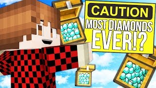 My Oldest Server in Minecraft | MOST DIAMONDS DISCOVERED?!