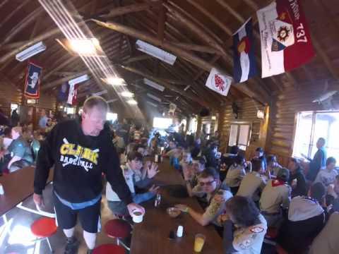 SC 2015 - Buffalo Bill - Dining Hall - T96, Hello