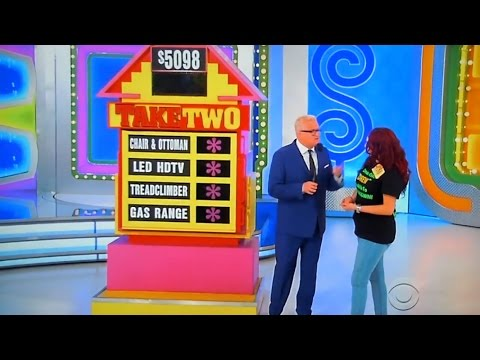 The Price is Right - Take Two - 4/20/2017