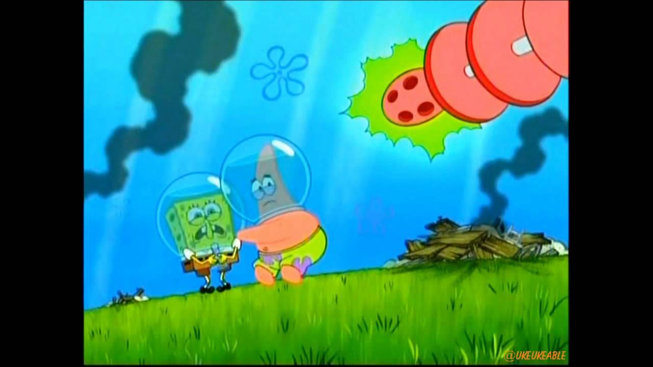 (HQ) SpongeBob -