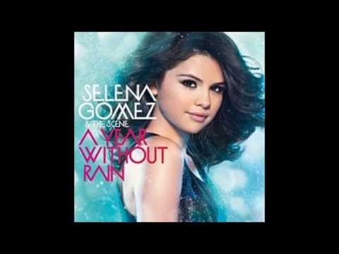 Selena Gomez - A year without rain (male version)