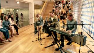 "Cold War Kids – ""First (Live at Pandora NYC)"""