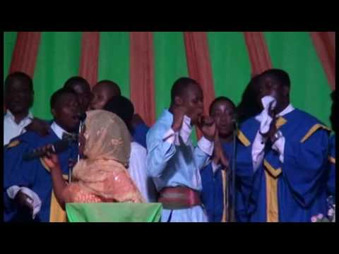 RCCG  TFV Africa Mass Choir Song Ministration 26 March 2017