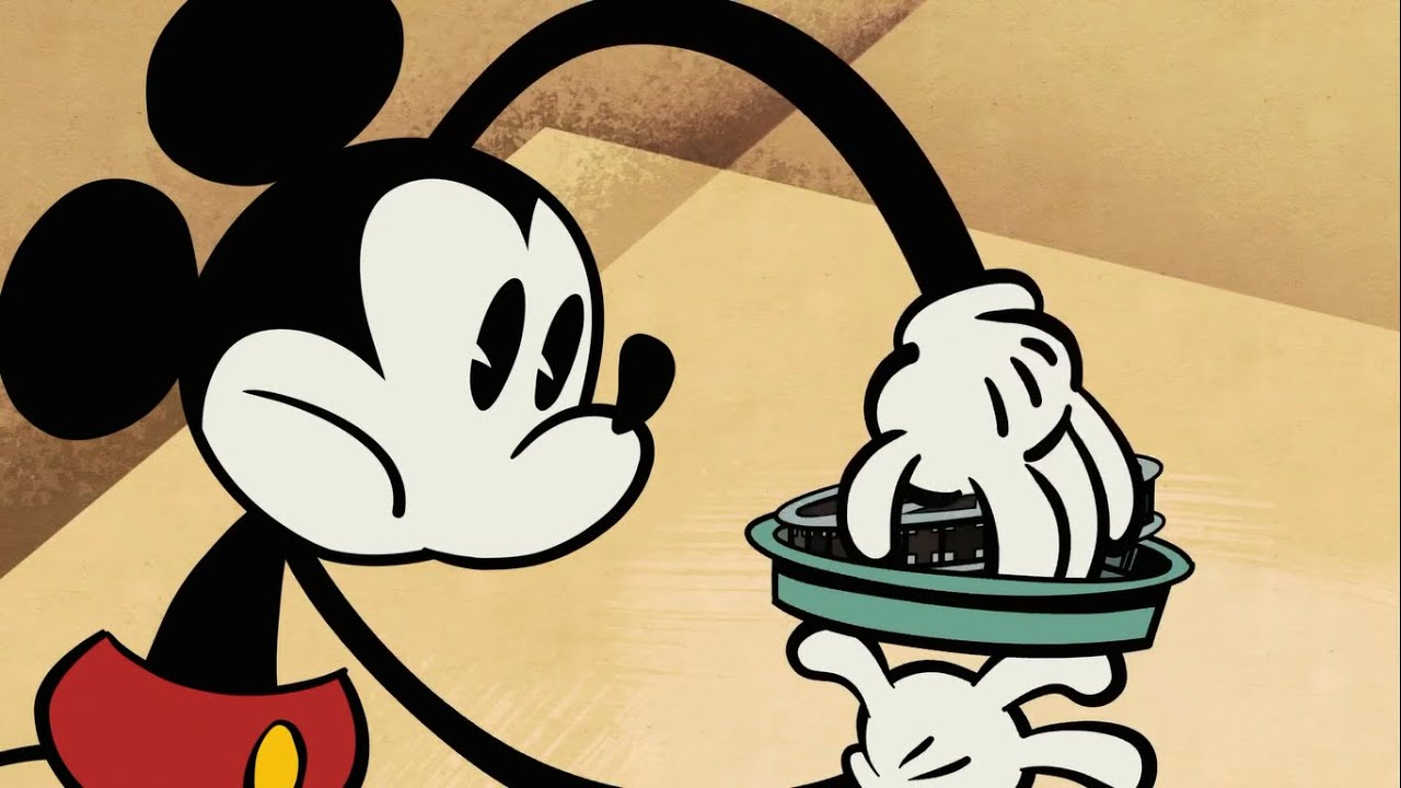 Disney Shorts Youtube: Mickey Mouse Shorts