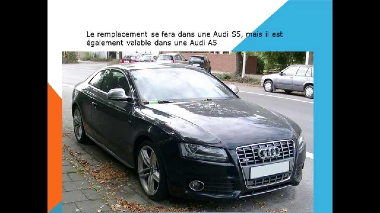 Audi A5 Comment Changer Le Filtre D Habitacle Filtre Anti