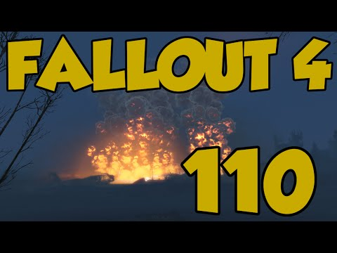 Klaus Plays Fallout 4 - Part 110 - The Boston Library