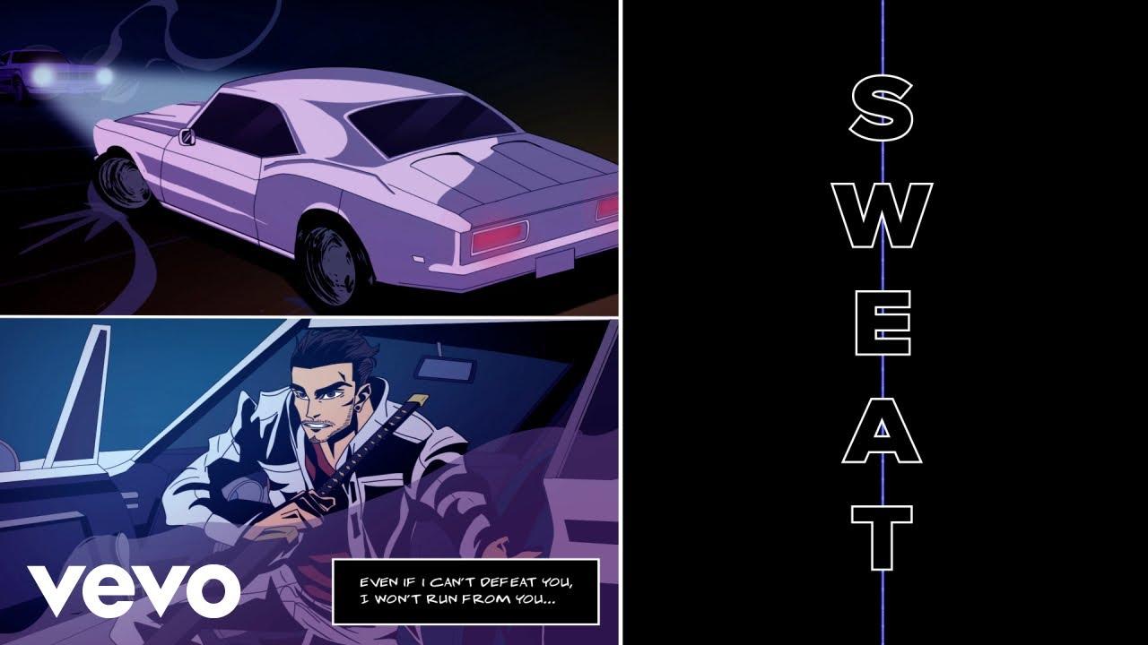 "ZAYN - ""Sweat"" (Comic 7)"