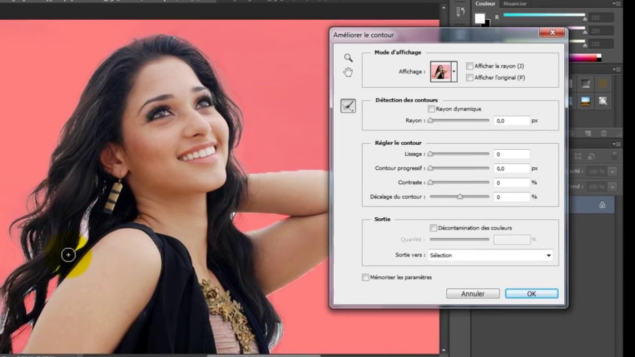 Tuto Comment Changer L Arriere Plan Sur Une Image Avec Photoshop Cs6