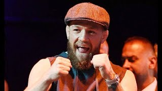 Conor McGregor I want to see Nurmagomedov lying in the first round