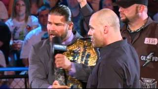 Sting Applauds Jeff Hardy - But Not Everyone's a Fan