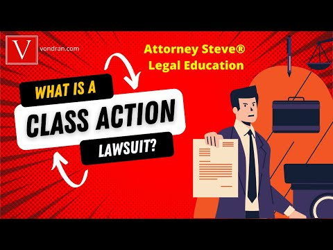 Class Actions Lawsuits Overview for Newbies