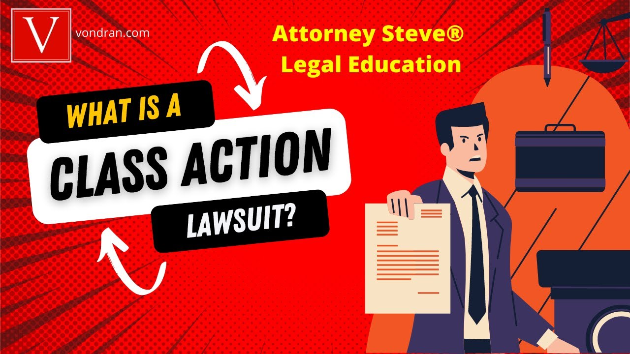 What Is A Class Action Lawsuit >> Class Actions Lawsuits Overview For Newbies