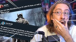 Is Bloodborne Coming To PC?! Huge Rumor/Speculation & My Hopes