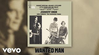 Johnny Cash - Wanted Man (Official Audio)
